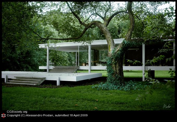 Amazing render job by Alessandro Prodan