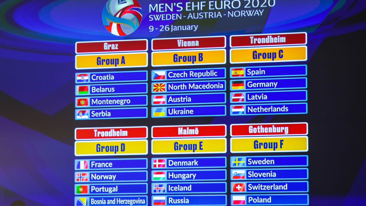 handball em 2020 termine spielplan