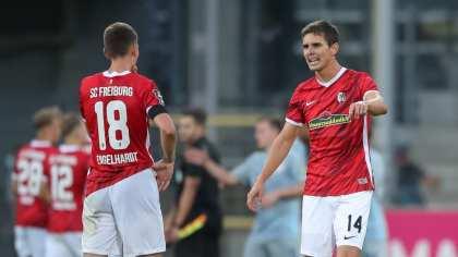Johannes Flum on his function in SC Freiburg's U23