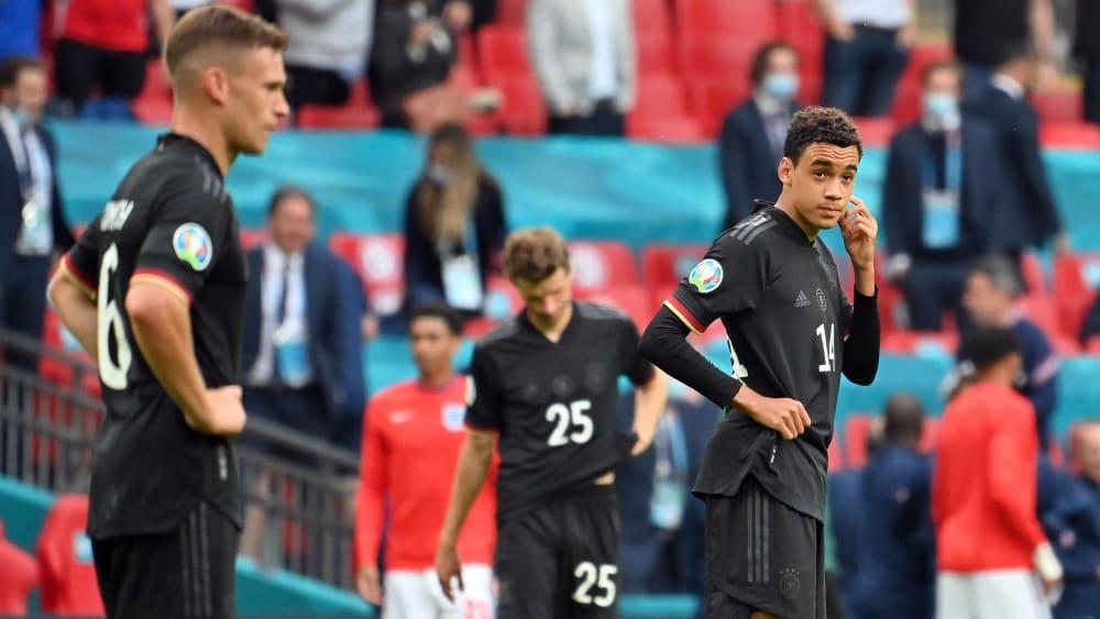 Deutschlands EM-Aus gegen England: Wie in diesen Kinderbüchern - kicker