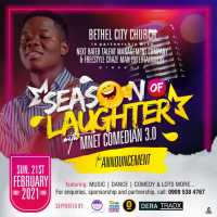 SEASON OF LAUGHTER WITH MNET COMEDIAN 3.0