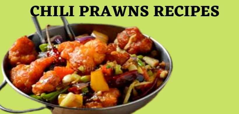 Chili Prawn Recipes