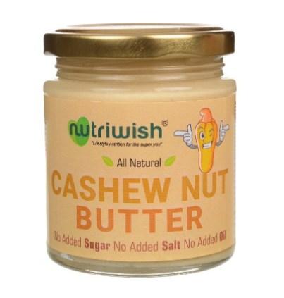 Cashew butter_derje