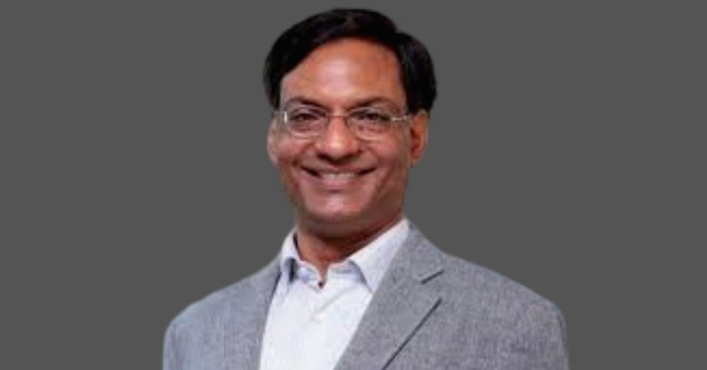 Ashutosh Sharma, Secretary, Ministry of Science and Technology_derje
