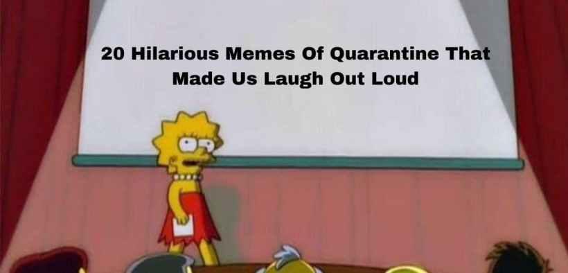 memes of quarantine
