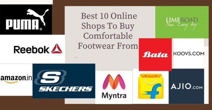 Best 10 Online Shops To Buy Comfortable Footwear From_derje (1)
