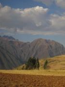 Unterwegs von Cusco nach Machu Picchu