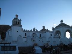 Maurisch inspirierte Kirche Copacabana
