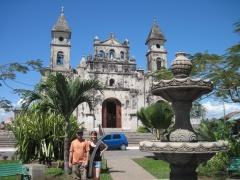 Kirche in Granada