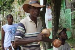 Musiker in Palenque