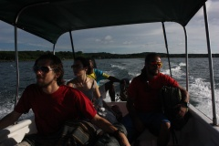 Unterwegs zur Playa Linda