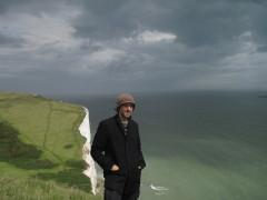 Jesko vor den Cliffs
