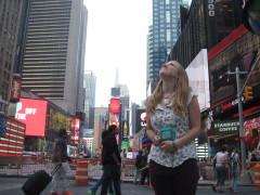 Chili @ Time Square