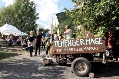 Festival im Gemeinschaftsgarten
