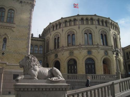 Oslos Prunkbauten