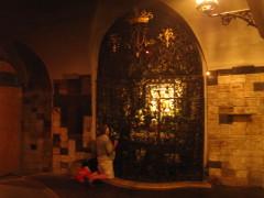 Durchgeh-Kapelle