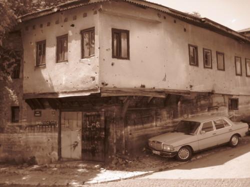 Altes Sarajevo