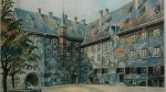Adolf Hitler_The_Courtyard_of_the_Old_Residency_in_Munich