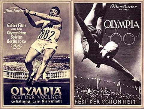 Olympia_Plakate