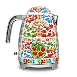 Smeg Dolce & Gabbana WASSERKOCHER Sicily is my Love