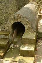 Abwasserkanal