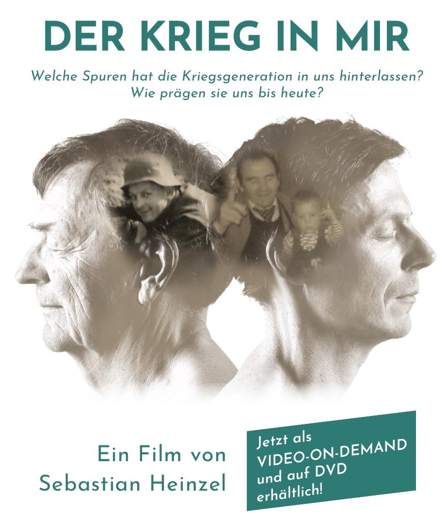 Der Krieg in mir Ein Film von Sebastian Heinzel Tagesschau Beitrag DVD und VoD erhältlich!