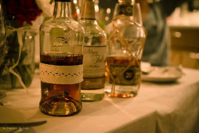 Rum-Auswahl