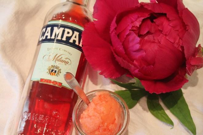Campari-Grapefruit-Sorbet