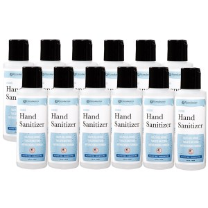 Hand sanitizer 4oz - 12 pack