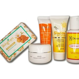 Skin Box: Brightening for Face