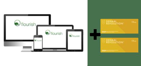 "App ""Flourish"""