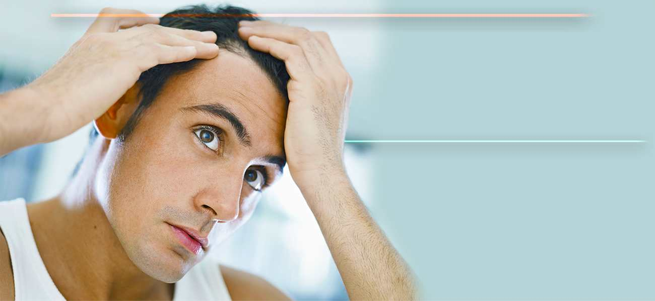 Worried about thinning hair? Try NeoGraft Automated Hair Restoration