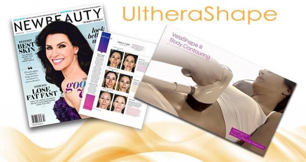 UltheraShape, Ultherapy and VelaShape III combination treatment!