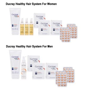 Ducray healthy hair system women men web