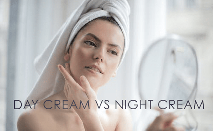 day vs night cream