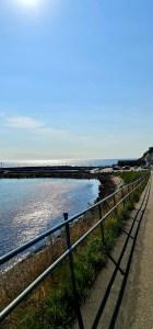 eine bekannte Ansicht, wie vor 3 Jahren, Hafen von Käseberga