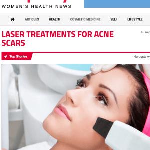 Dr Daniel Schachter - Laser Treatment Acne Scars