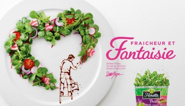Campaign / Havas 360 for Florette