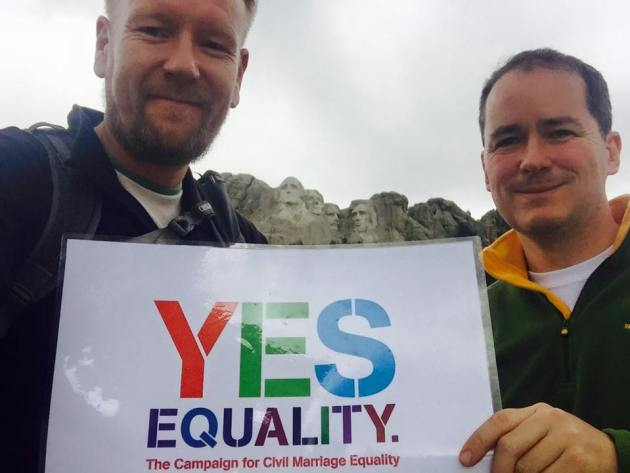 Ireland votes YES!!!