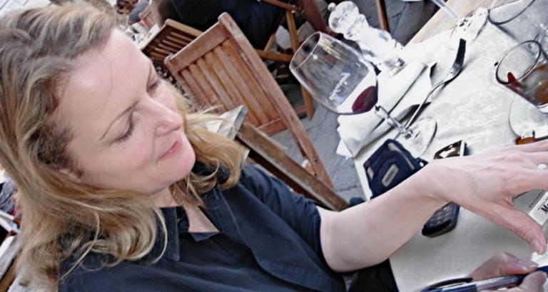 Petra Hammerstein, Istanbul, 2009.