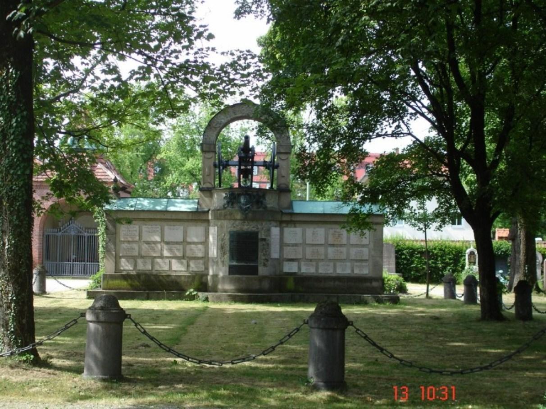 Kriegerdenkmal Nordfriedhof