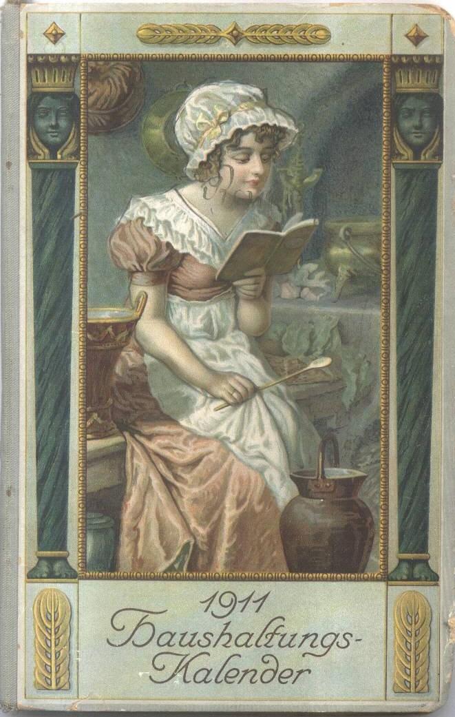 Taschenkalender 1911