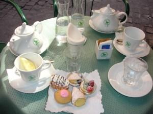 Frühstück bei Giolitti