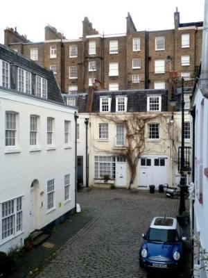 Von Bodo's Balkon in London