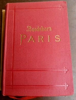 Baedeker Paris