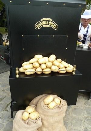 Schöne Kartoffeln