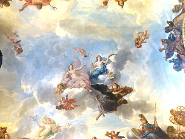 Ein Ausflug nach Versailles