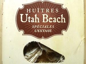 Utah Beach aus der Normandie
