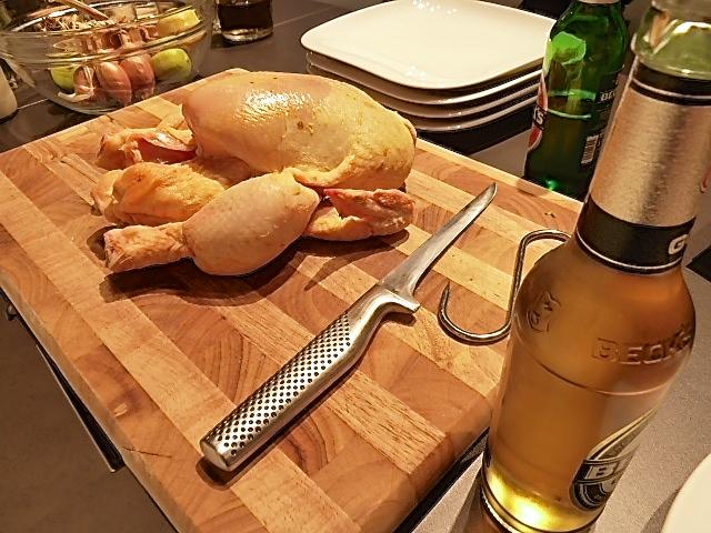 Kochen mit Stefan Marquard auf der IFA Teil II