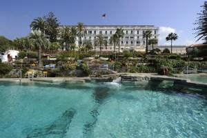 Das Hotel Royal
